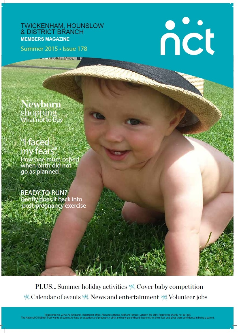 NCT Magazine - Front Cover